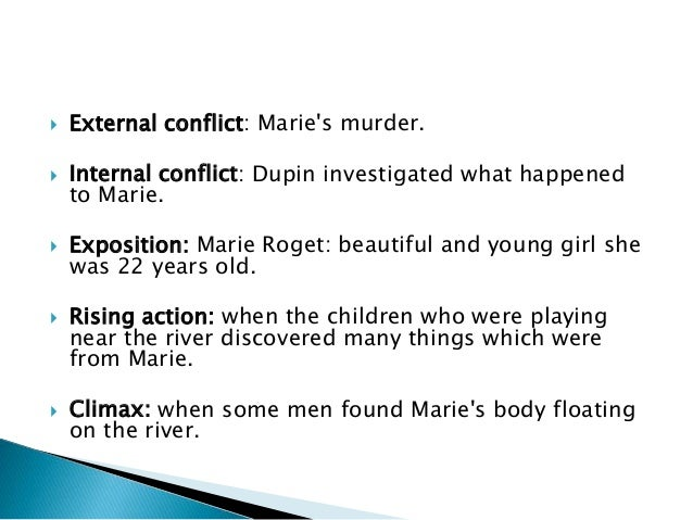 the mystery of marie roget pdf