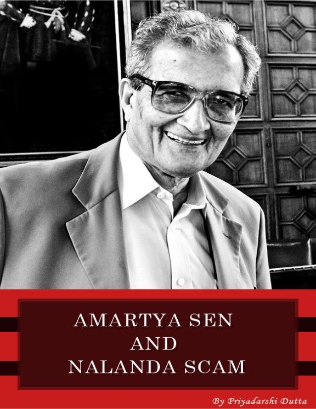 1 Contents 1. Nalanda University: A scandal-ridden project 2. The Amartya Sen-JDU-UPA nexus 3. PMO bullied Pranab to toe A...