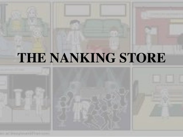 nanking store Story of small neighborhood stores shows that nanking road and all it  symbolized  street, i use nanking road rather than nanjing road in this article.
