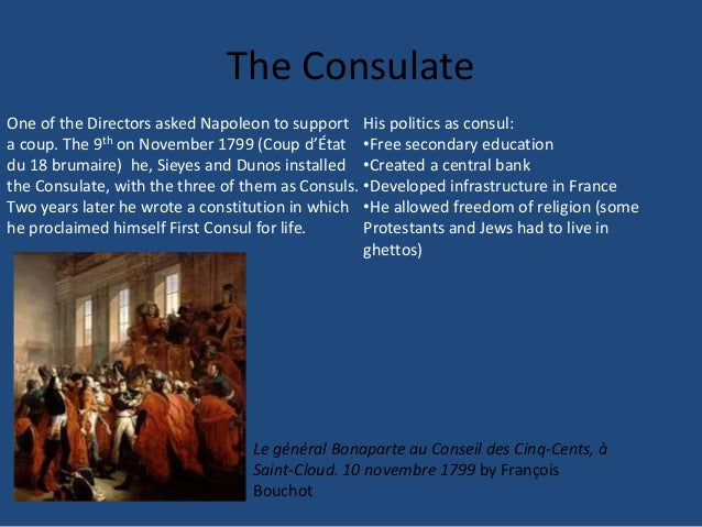 napoleon and freedom of religion This crucial component of religion in napoleonic france pertains to the ways in   and expanded on henry iv's earlier proclamation of freedom of worship that.