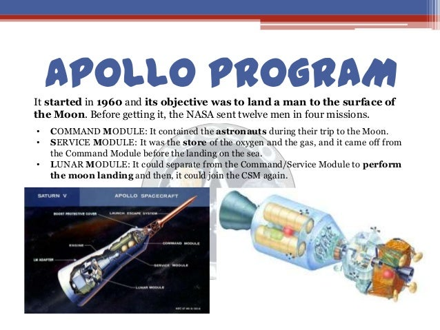 apollo missions objectives - photo #8