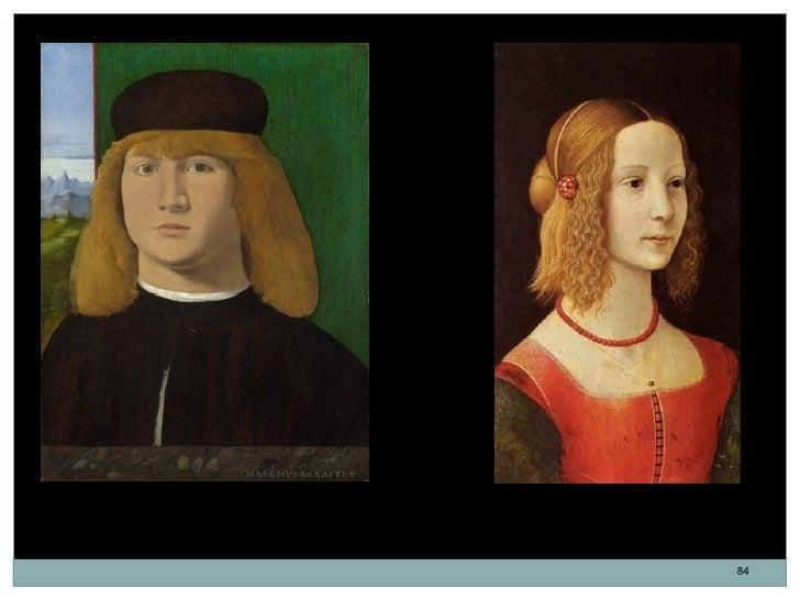 Retrato de un hombre joven. Marco Basaiti.     Retrato de una niña. Domenico Ghirlandaio.Óleo sobre tabla. 36,2 x 27,3 cm....