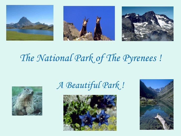 The National Park of The Pyrenees ! A Beautiful Park !