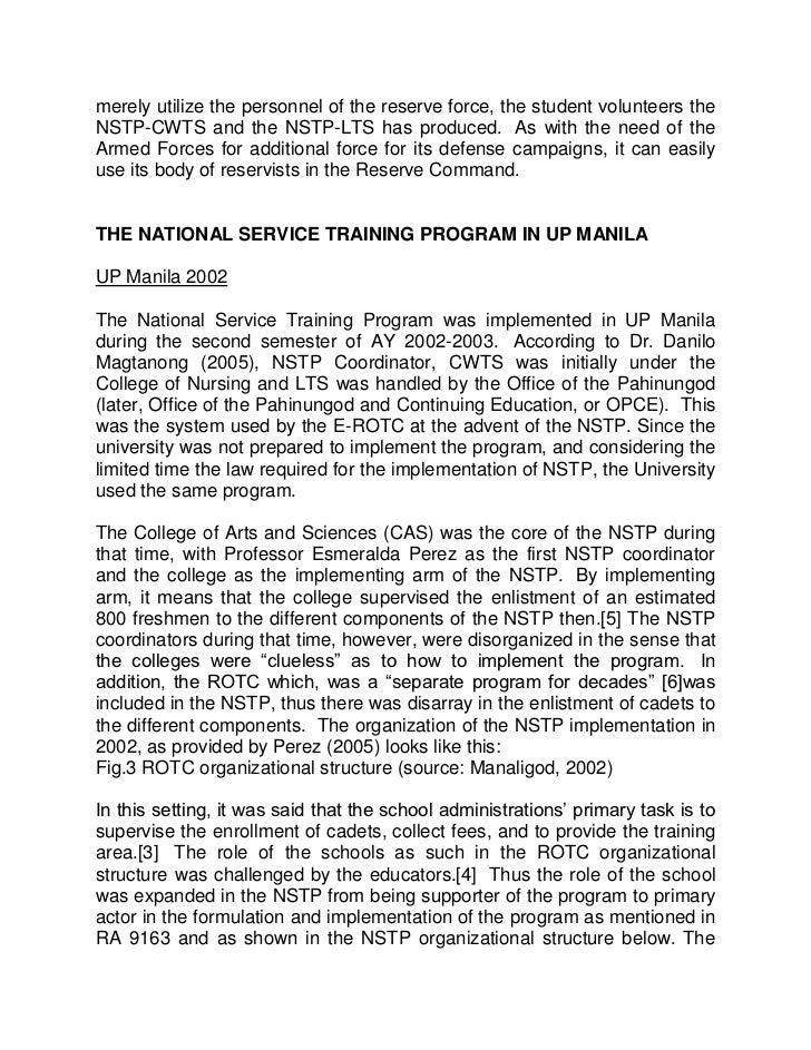 national service plkn essay