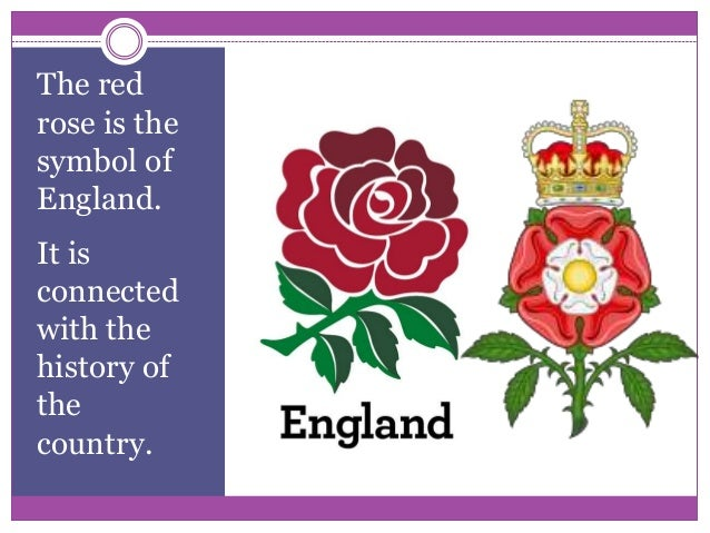 The National Symbol Of England