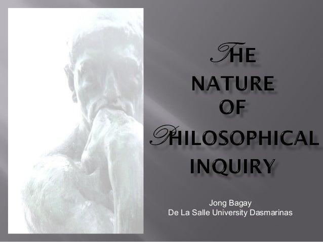 Jong Bagay De La Salle University Dasmarinas