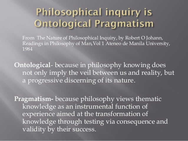 philosophical inquiry Amazoncom: philosophical inquiry: classic and contemporary readings (9780872208674): jonathan e adler, catherine z elgin: books.