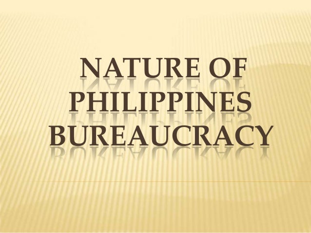 the nature of the bureaucracy Mandel argued that bureaucracy is the product of specific, historically limited  relations among human beings and between human beings and the natural.