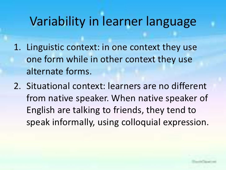 anguage learner Abstract: millions of learners around the world use self-directed computer- and  mobile-assisted language learning (call, mall) programs to.