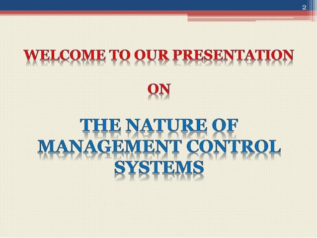 The Promise of Management Control Systems for Innovation and ...