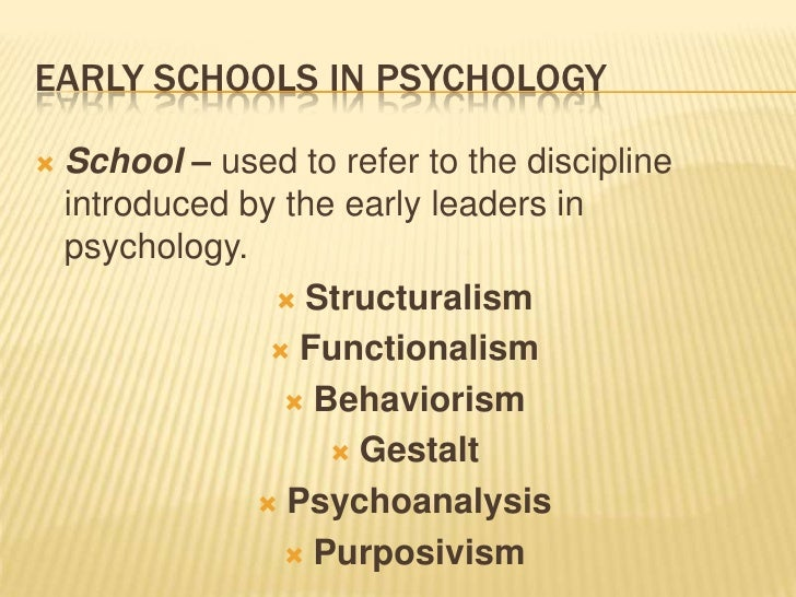 purposivism psychology When someone's actions or behaviors are based on a set goals orspecific purposes this is an example of purposivism.