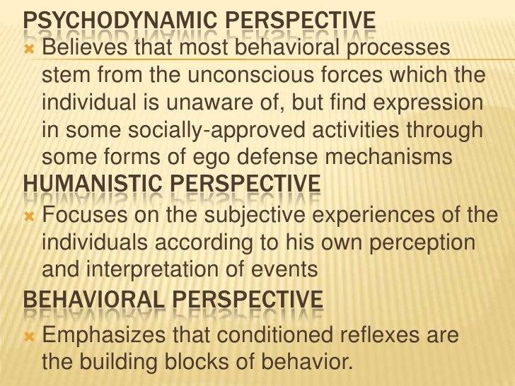 Nature Of Human Behavior According To Freud