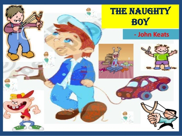 The Naughty Boy