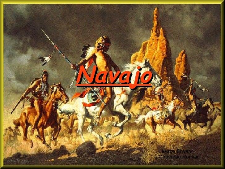 Navajo Lesage Erwan Gauvreau  Romain