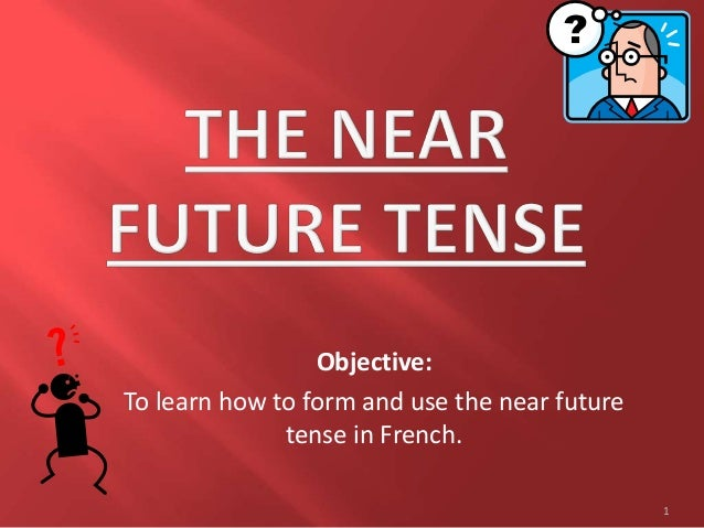 using future tense in essays Tense of literary essay you'd use past tense if you were talking about something which happened present tense or future tense (when writing articles or.