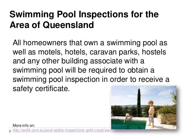 The Necessity In Swimming Pool Inspections In Queensland