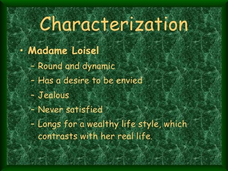 mathilde loisel character analysis