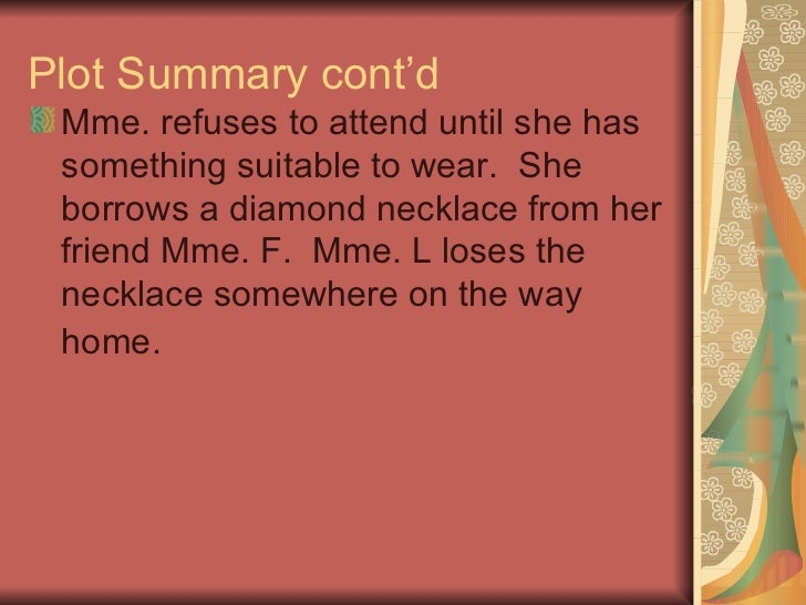 The necklace summary 1 plot ccuart Image collections