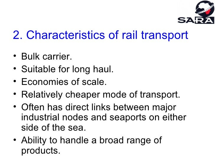 The Need For Rail And Ports Integration Pmaesa