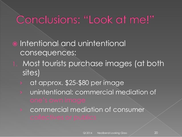 QI 2014 22Neoliberal Looking Glass More @: Noy, C. (2014). Staging portraits: Tourism's panoptic photo-industry. Annals of...
