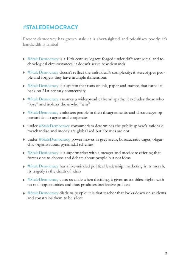 The Net Party Manifesto Slide 2
