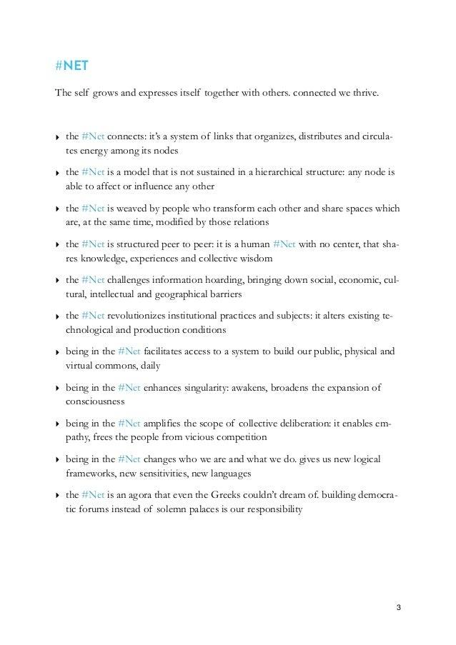 The Net Party Manifesto Slide 3