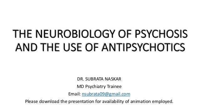 DR. SUBRATA NASKAR MD Psychiatry Trainee Email: nsubrata09@gmail.com Please download the presentation for availability of ...