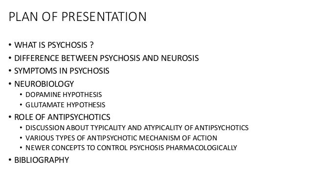 THE NEUROBIOLOGY OF PSYCHOSIS AND THE ROLE OF ANTIPSYCHOTICS Slide 2