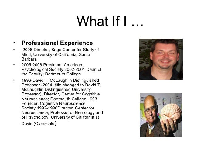 The neuropsychology of the mystery shopping Slide 3