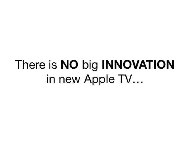 Creating Apple TV Apps. Key Things to Keep in Mind Slide 2