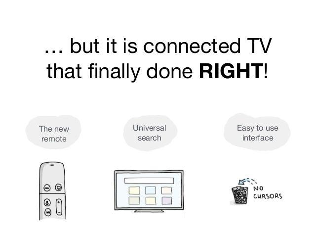 Creating Apple TV Apps. Key Things to Keep in Mind Slide 3