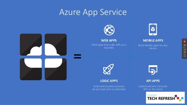 The New Azure App Service Architecture