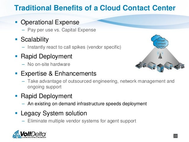The New Cloud Contact Center