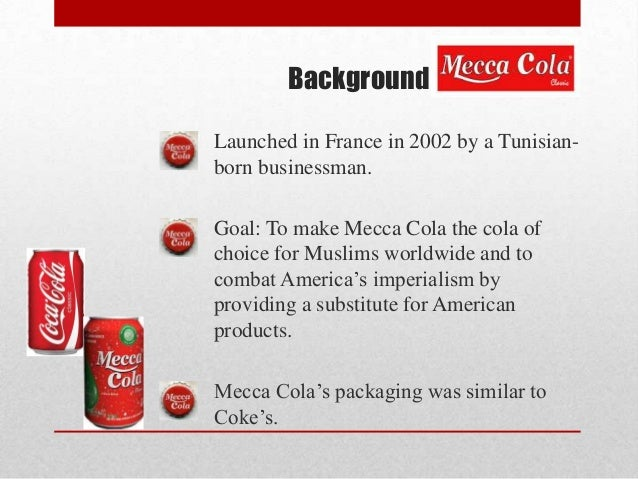 the battle for dominance between coca cola and pepsi goes international Cola is a sweetened, carbonated soft drink, derived from drinks that contain caffeine from the kola nut and non-cocaine derivatives from coca leaves, flavored with.