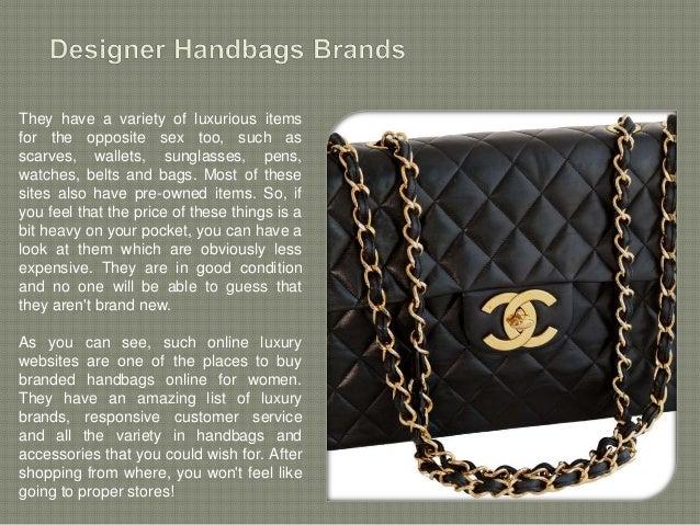 Branded Handbags Online For Women Best Designer Handbags Online