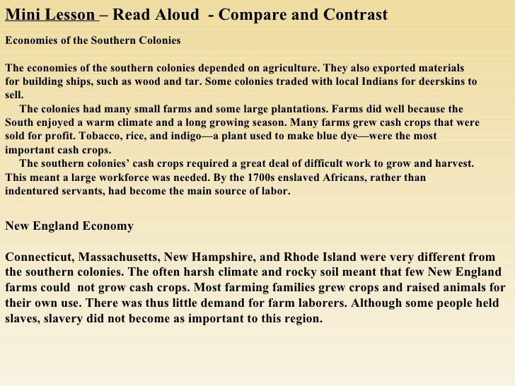 economy of the southern colonies between 1607 1775 essay Free and custom essays at essaypediacom take a look at written paper - how did economic, geographic, and social factors encourage the growth of slavery as an important part of the economy of the southern colonies between 1607 and 1775.