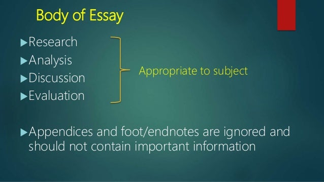 Are references included in essay word count