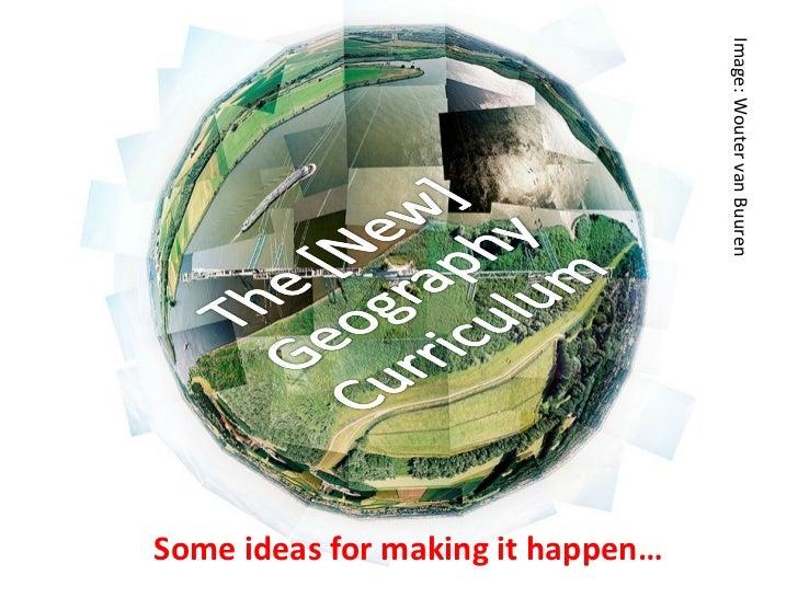 Some ideas for making it happen… Image: Wouter van Buuren