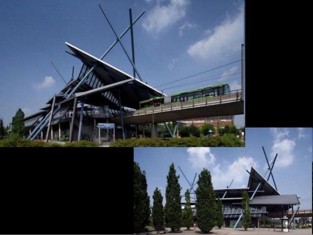 BMW Plant Leipzig, Central Building, 2004, Zaha Hadid ...