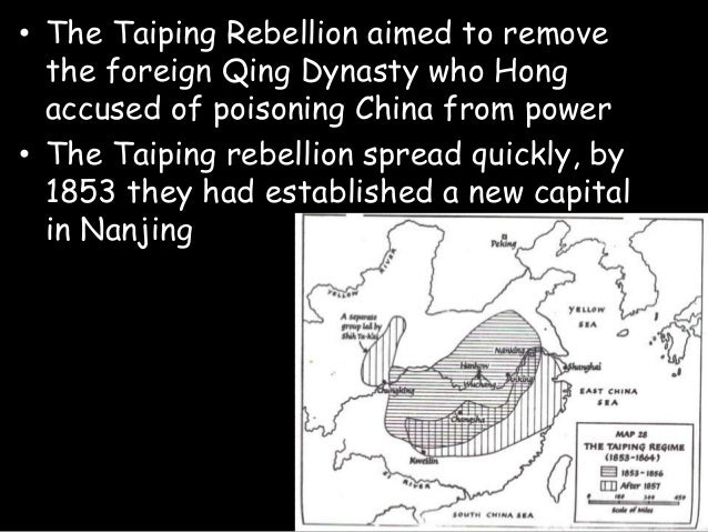 why did qing dynasty fail modernization A mid-19th century rebellion against the qing dynasty in  why did the chinese have little  why did emperor guangxu's efforts at reform and modernization fail.