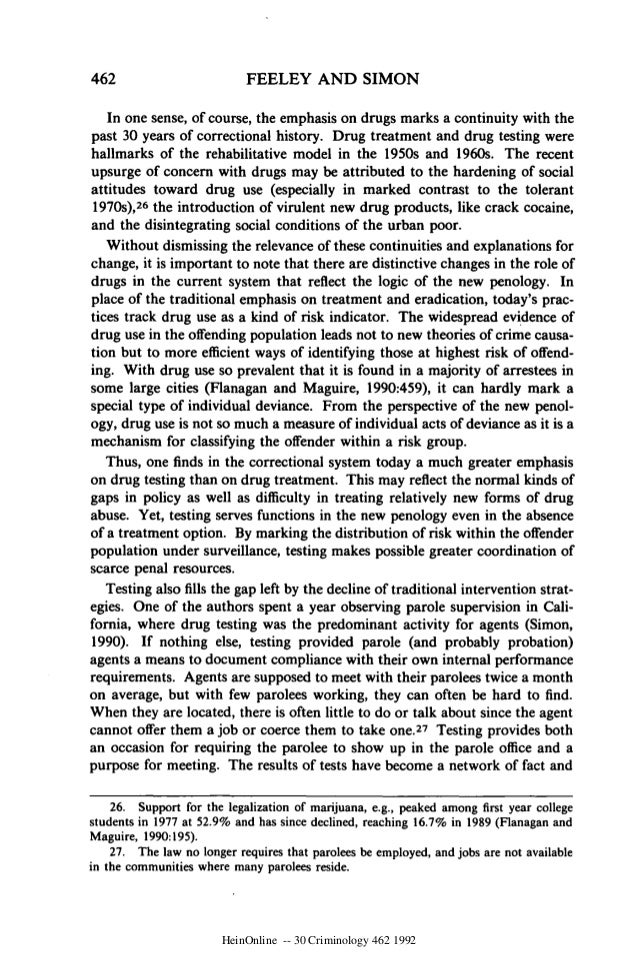 treatment and punishment of offenders in the 1970s The morality of punishment  dealing with offenders, punishment remains a problematic matter under constant debate  the public in regard to the treatment of .