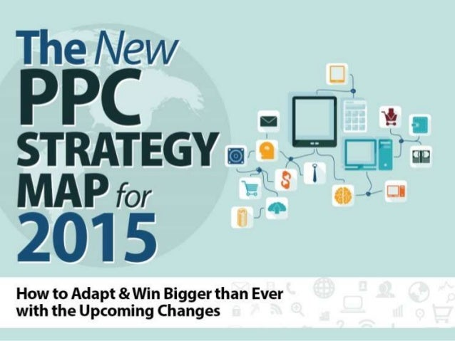 ppc strategy template - the new ppc strategy map for 2015