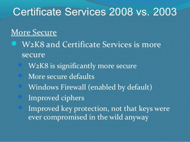 The new rocket science stuff in microsoft pki certificate yadclub Images