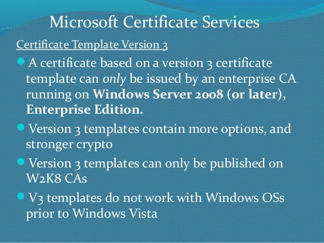 The new rocket science stuff in microsoft pki version 30 templates 85 yelopaper Choice Image
