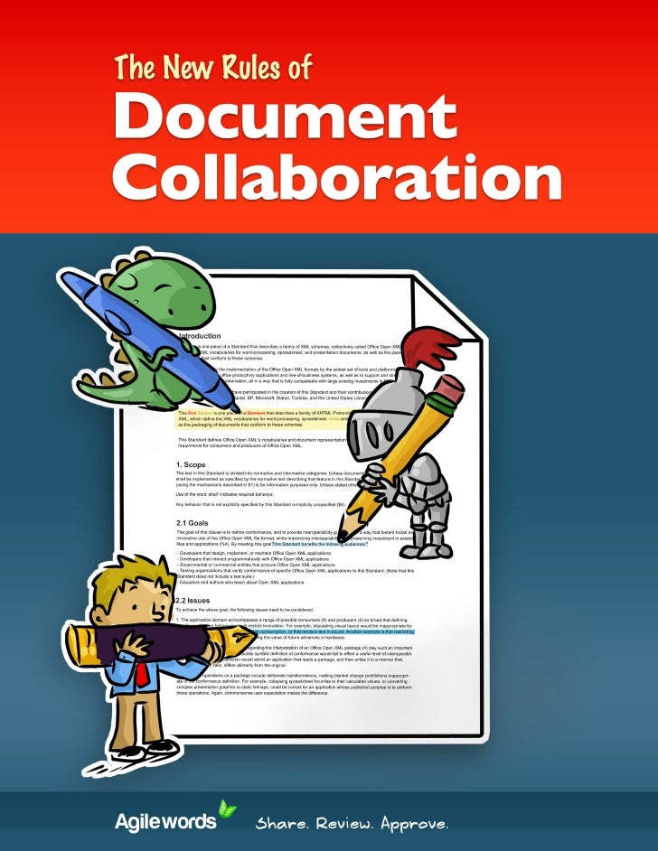 The New Rules ofDocument CollaborationTable of ContentsDocument Collaboration ...............................................