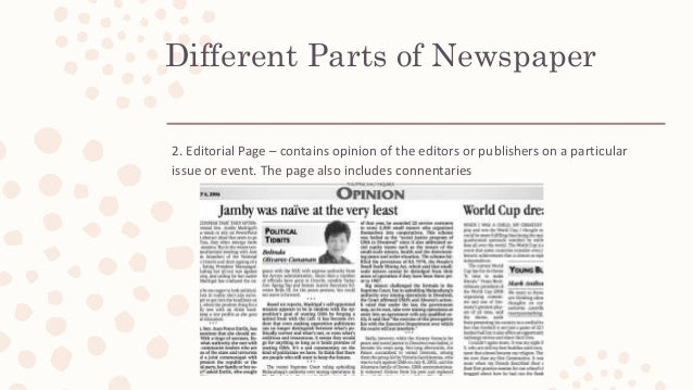What Is a Newspaper Byline?