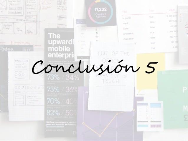 Conclusión 5