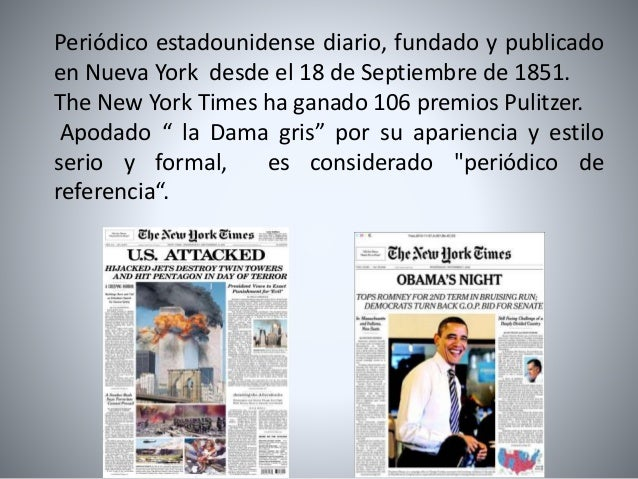 """Edificios del periódico """"The New York Times"""" Slide 2"""