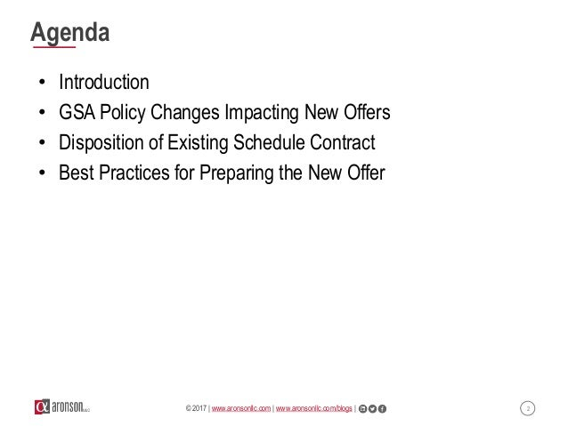 The Next 20 Years Strategic Considerations For Gsa Schedule Holders