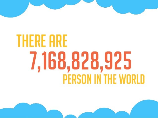 7,168,828,925 There are Person in the world